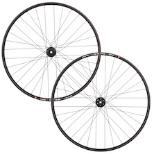 "WTB ST I19 TCS Rim On Selcof Pro Disc Hubs / 29"" / Black / Front 12mm Thru / Rear 142mm X 12mm Thru Shimano/SRAM 11 Speed / USED"
