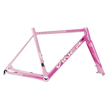Viner Mitus Disc Carbon Road Frame Set / X Large / Giro - Used