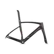 Planet X EC-130E Rivet Rider Carbon Aero Road Frameset / Medium / Dark Knight - Cosmetic Damage