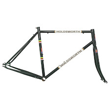 Holdsworth La Quelda Steel Single Speed Frameset
