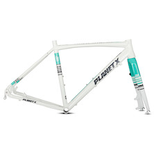 Planet X The Full Monty Alloy Gravel Frameset (BBO)