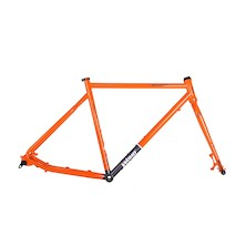 WOHO Wildcard Gravel Touring Frameset With Carbon Fork