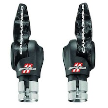 Campagnolo 11 Speed Carbon Bar-End Shifters