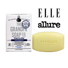 The Grandpa Soap Co Thylox Soap Bar