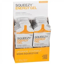 Squeezy Sports Nutrition Energy Gel 33g