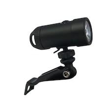 Guee SOL 200 Headlight Black