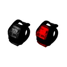 Jobsworth Strap On Double Ender Lightset / Black