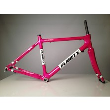 Planet X Pro Carbon Road Frameset / Medium / Cerise (Damaged)