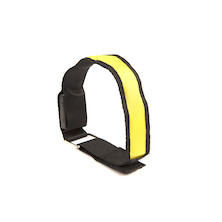 Jobsworth Be Safe Be Seen Flashing Arm Band