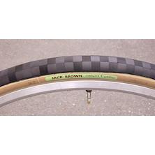 Jack Brown Green Folding Tyre
