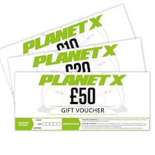 Planet X Gift Voucher