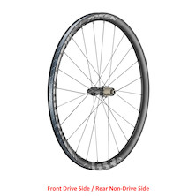 Token Prime Roubx Disc All-Road Carbon Wheelset / Shimano 11 Speed