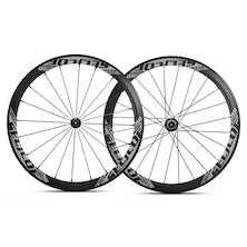 Selcof Delta 40mm Carbon Clincher Wheelset