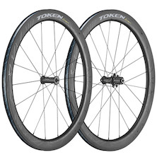 Token Zenith Konax Pro 52mm Carbon Road 700c Wheelset