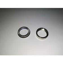 Fulcrum Racing 600/700 Disc Wheelset 12X135mm Rear End Cap Adaptors