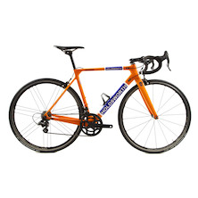 Holdsworth Super Professional Chorus Road Bike  / 51cm Small / Team Orange / New Frame Used Parts