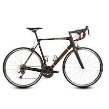Holdsworth Super Professional Shimano 105 5800 Road Bike 56cm Black And Orange
