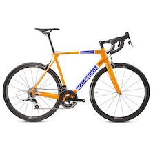 Holdsworth Super Professional Carbon Road Bike Sram Rival / 54cm Medium / Team Orange