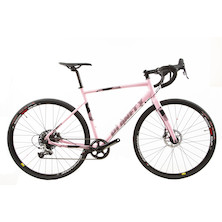 Planet X Full Monty SL SRAM Rival 1 Gravel Bike  Large  Pink