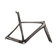Battaglin Racer Frameset / 52cm Small / Black / Matt Carbon (Cosmetic Damage)