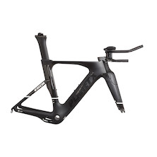 Planet X Exo3 Carbon TT Frameset / Small / Dark Knight / Cosmetic Damage
