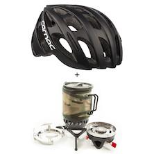 On My Head And On My Stove Podium SL Helmet Bundle