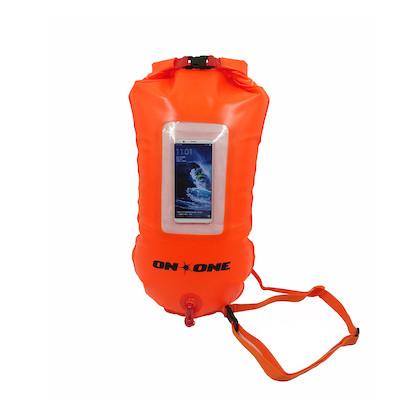 On-One Swim Buoy Dry Bag With Window