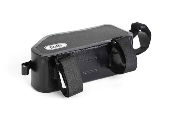 PODSACS Expedition Waterproof Wedge TT Bag / Black