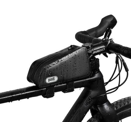 PODSACS Ultra Lite Waterproof Wedge TT Bag / Black