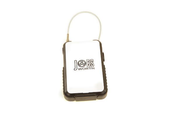 Jobsworth Retractable Cable Lock