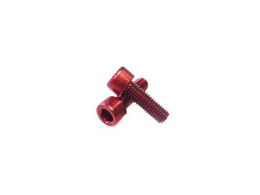 Alloy 7075 Bottle Cage Bolt Kit M5 X 15mm (Pair)