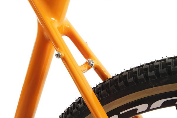 Holdsworth Mystique SRAM Force 1 Gravel Bike 700C Wheels