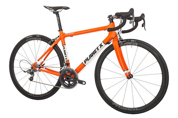 Planet X Pro Carbon SRAM Force 22 Road Bike