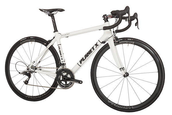 653fb3520d7 Planet X Pro Carbon SRAM Rival 22 Road Bike | On - One