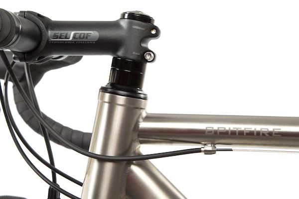 Planet X Spitfire Shimano Ultegra R8000 Titanium Road Bike