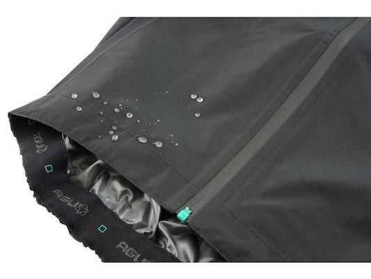 AGU Secco EVO Womens Rain Jacket Black