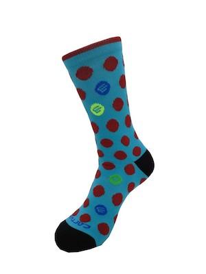 Carnac KOM Socks High Top Thicky Merino Cycling Socks