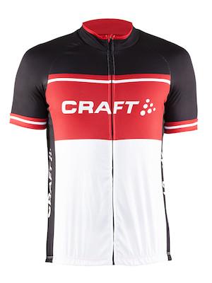 Craft Classic Logo Short Sleeve Jersey