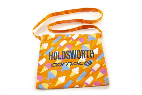 Holdsworth Orange Ice Cream Edition Podium Cotton Musette