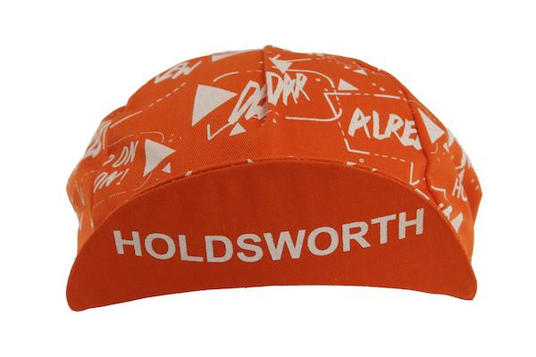 Holdsworth Graffiti Cotton Cycling Cap