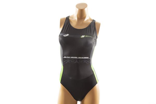 M9 Staff, University of Saint Forioz Womens Swim Suit
