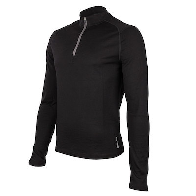 On-One Merino Core Element Long Sleeve With Zip 200g