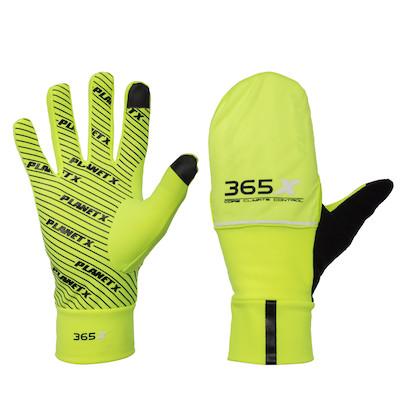 Planet X 365 Convertible Race Gloves