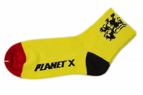 Planet X Coolmax Lion Of Flanders Socks