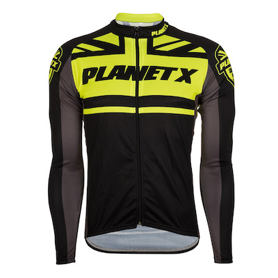 Planet X Union Long Sleeve Summer Jersey