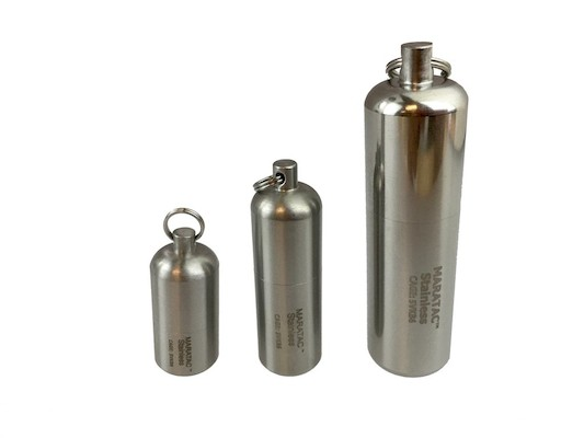 Stainless Steel Lighters By Maratac