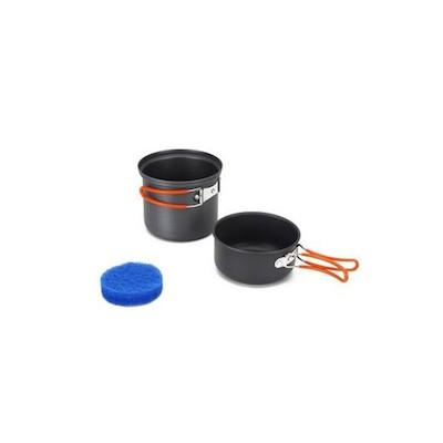 Fire-Maple FMC-207 Solo Lightweight Aluminium Cookware Set
