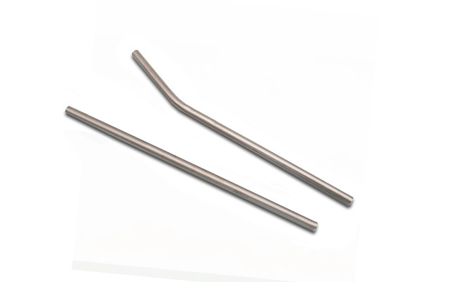 Jobsworth Titanium 6mm Bevel Straw