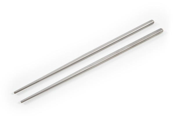 Jobsworth Titanium Hollow Chopsticks