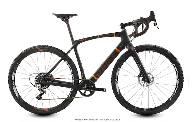 Holdsworth Mystique Force 1 700C